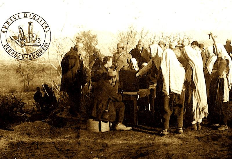 Votimet e 2 dhjetorit 1945 në Elbasan