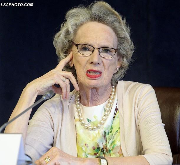 Ambasadorja Audrey Glover