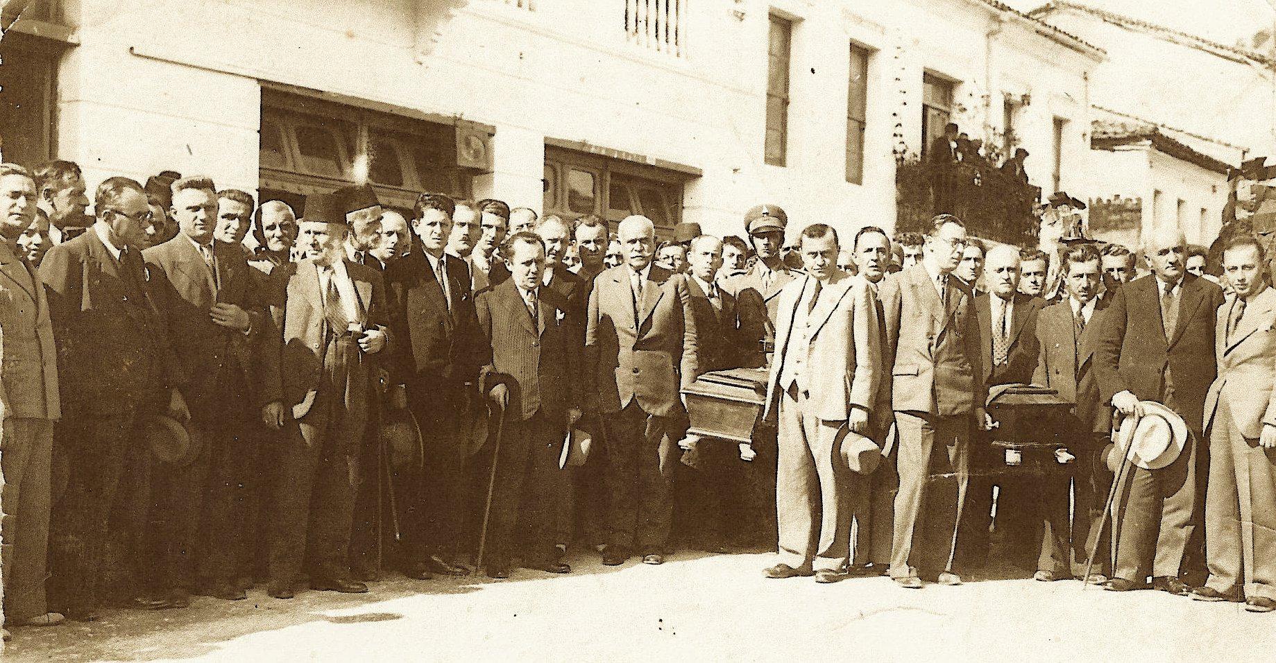 """""""Ilia Xhimitiku - Fotograf - Berat"""", 1936"""