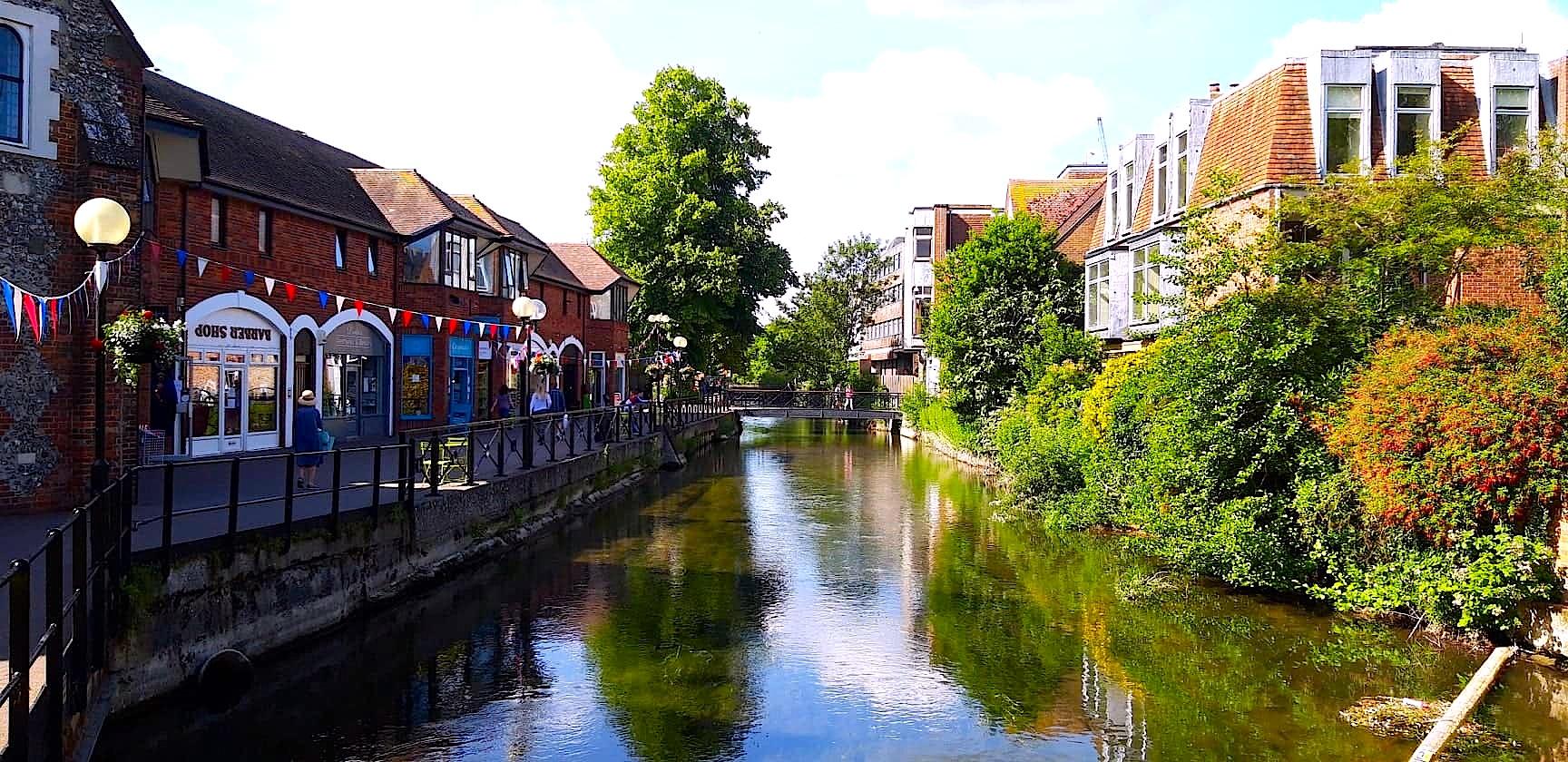 Salisbury - qyteti mbi Avon (foto j. radi)