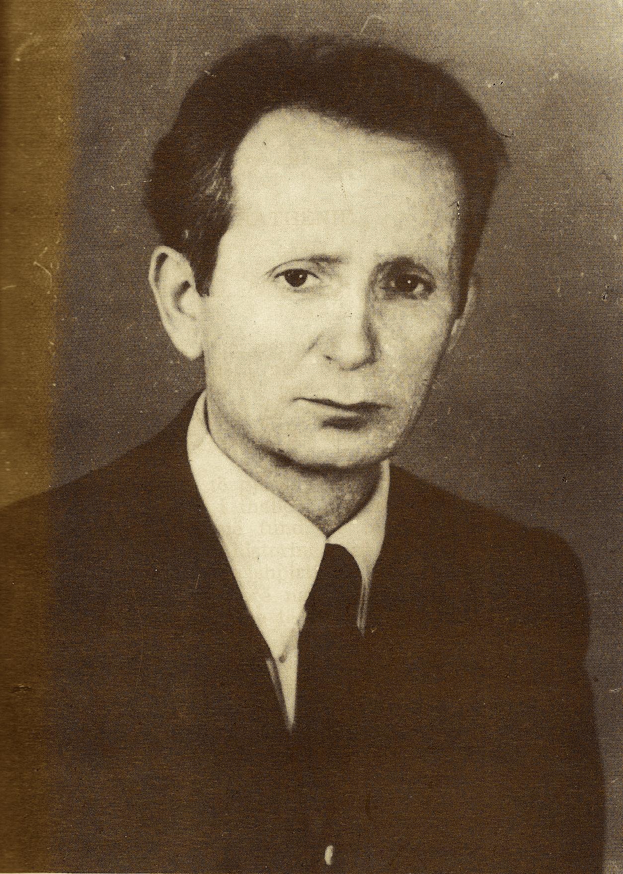 Fatos Mero Rrapaj (1930-2012)