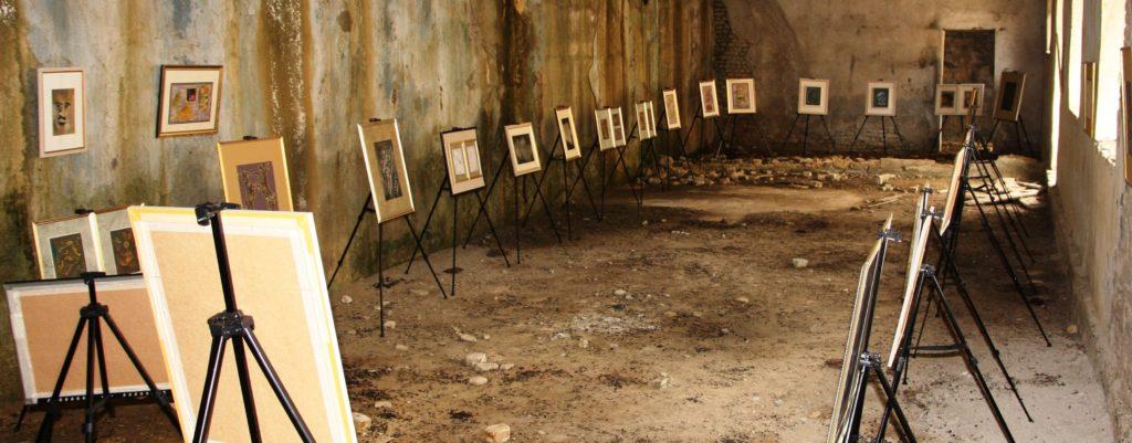 Fotoekspoezitë në Burgun e Spaçit
