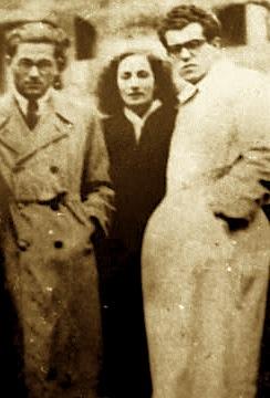 Xhemal Broja, e shoqja, Qemal Stafa