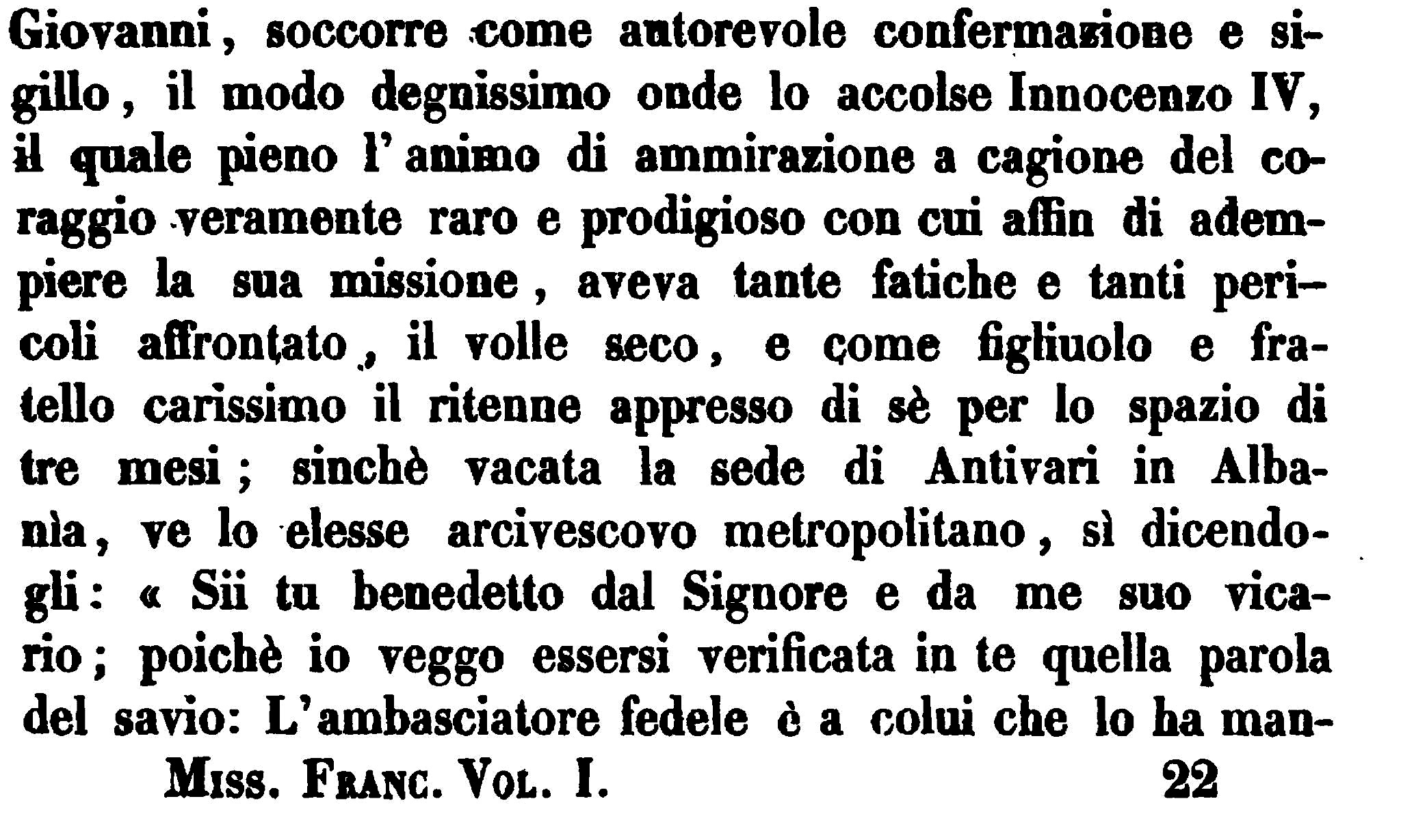 "Frontespici i dorëshkrimit me emrin e Galvanus Di Levanto Januensis, autor i kodikut i vitit 1295: ""Neophyta doctrina de inferno, Purgatorio et Paradiso ad Principes Albaniae""."
