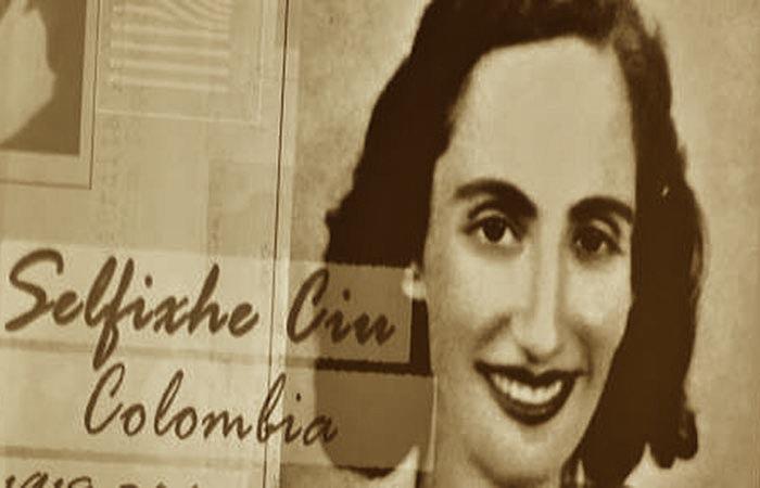 Selfixhe Ciu - Colombia (1918-2003)