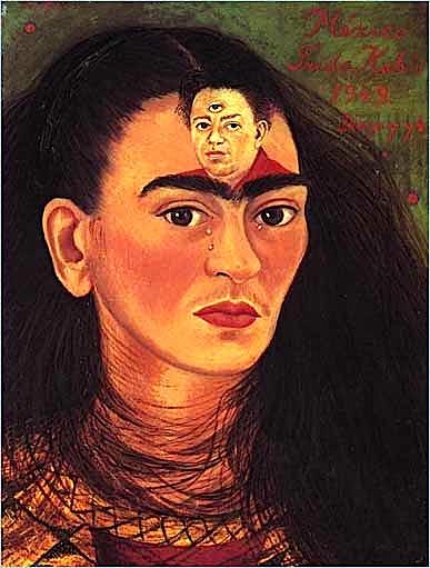 Autoportret nga Frida Kahlo