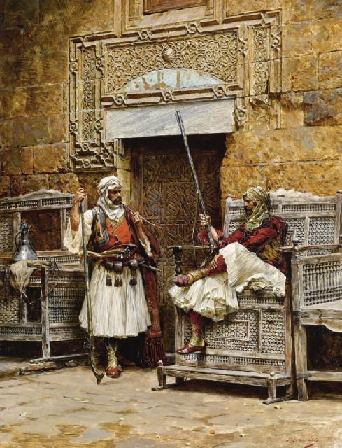 Shqiptarët në shërbim të Muhamet Aliut