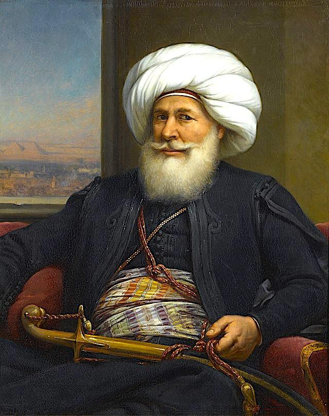 Babai i Egjyptit Modern - Muhammad Ali Pasha (4 mars 1769 - 2 gusht 1849)