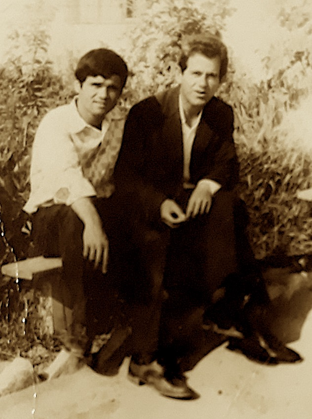 Dy kusherinjte; Harun dhe Dalip Greca