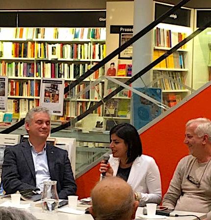 """17 prill 2019 - Firence - Libri """"Kohe e Mohueme"""" - Paolo Ciampi, Denata Ndreca, Jozef Radi"""