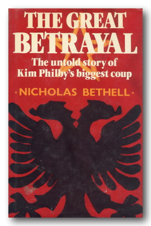 The Great Betrayal - Nichola Bethell