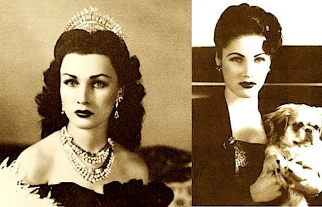 Fevzia Fuat Ali - Një nga gratë më të bukura në botë