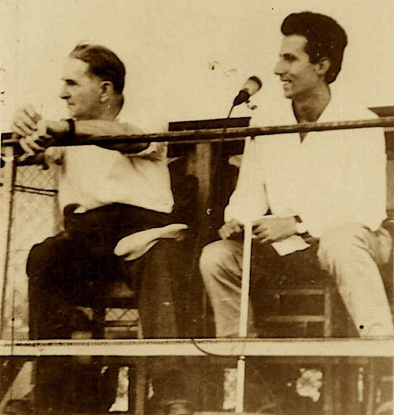 Anton Mazreku dhe Skifter Kelliçi ne trasmetimin e pare bashke