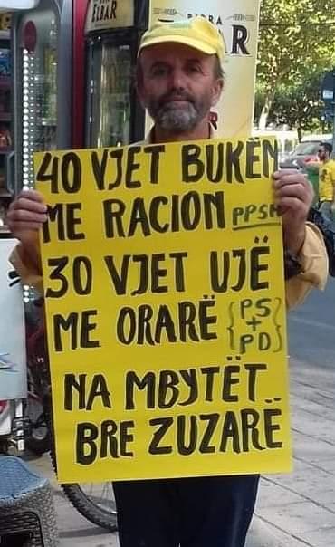 Vetmitari i Protestës Dinjitoze 9