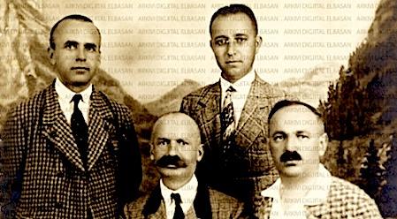 Vjene 1927 - Levizja e Qershorit - Ulur Ahmed Dakli, Riza Dani, Mustafa Kruja, Xhevat Korça