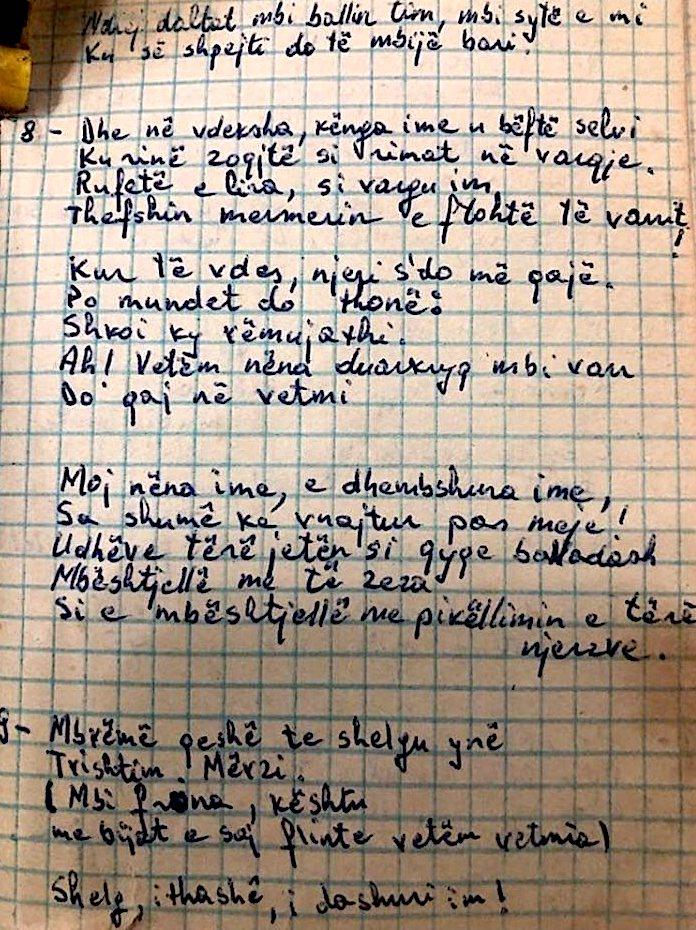 Dorshkrimi i gjetur i Reshpjes