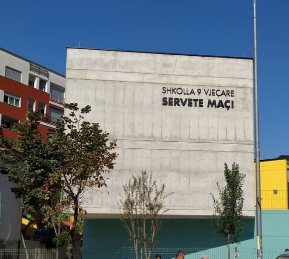 "Shkolla ""Servete Maçl"" 2019"