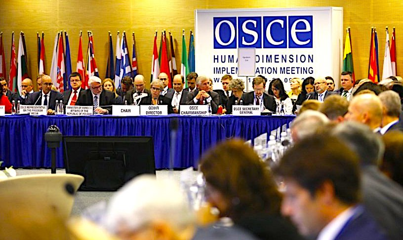 Nje mbledhje e OSBE-se