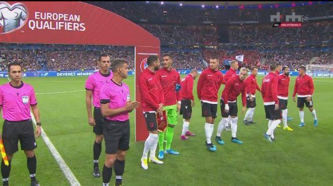Francë - Shqipëri 4-1 (7 shtator 2019)