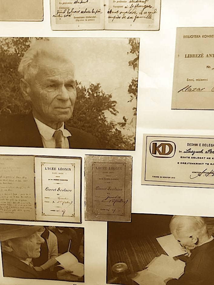 Lasgush Poradeci - Foto e Dokumente