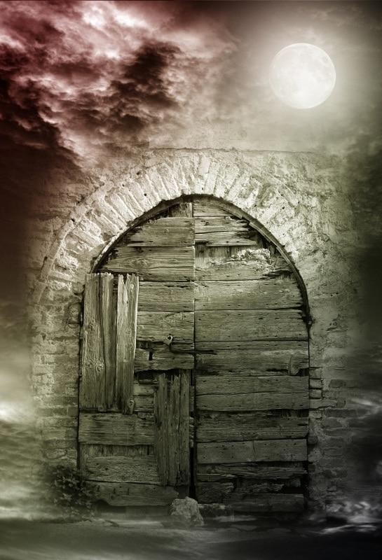 Portë e vjetër...
