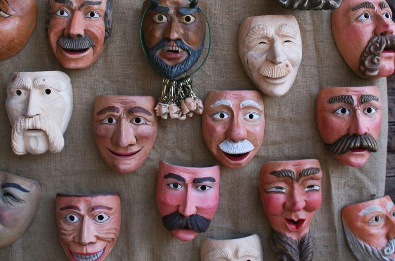 Maska dhe Hipokritë
