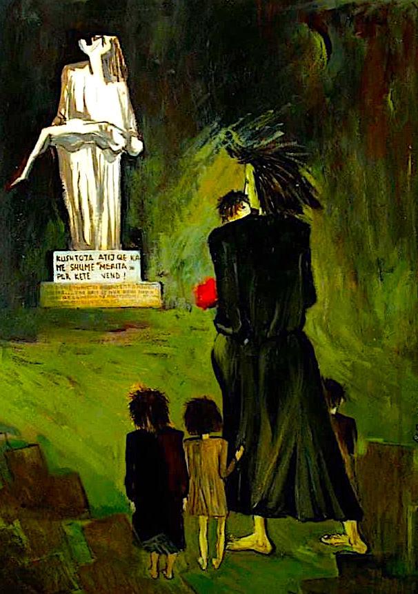 Terrori komunist - Marjana Eski  (pikture)