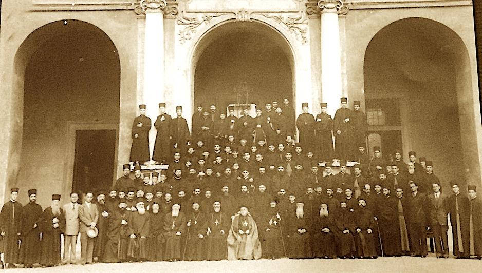 Sinodin e Parë Intereparkial 13-16 tetor 1940