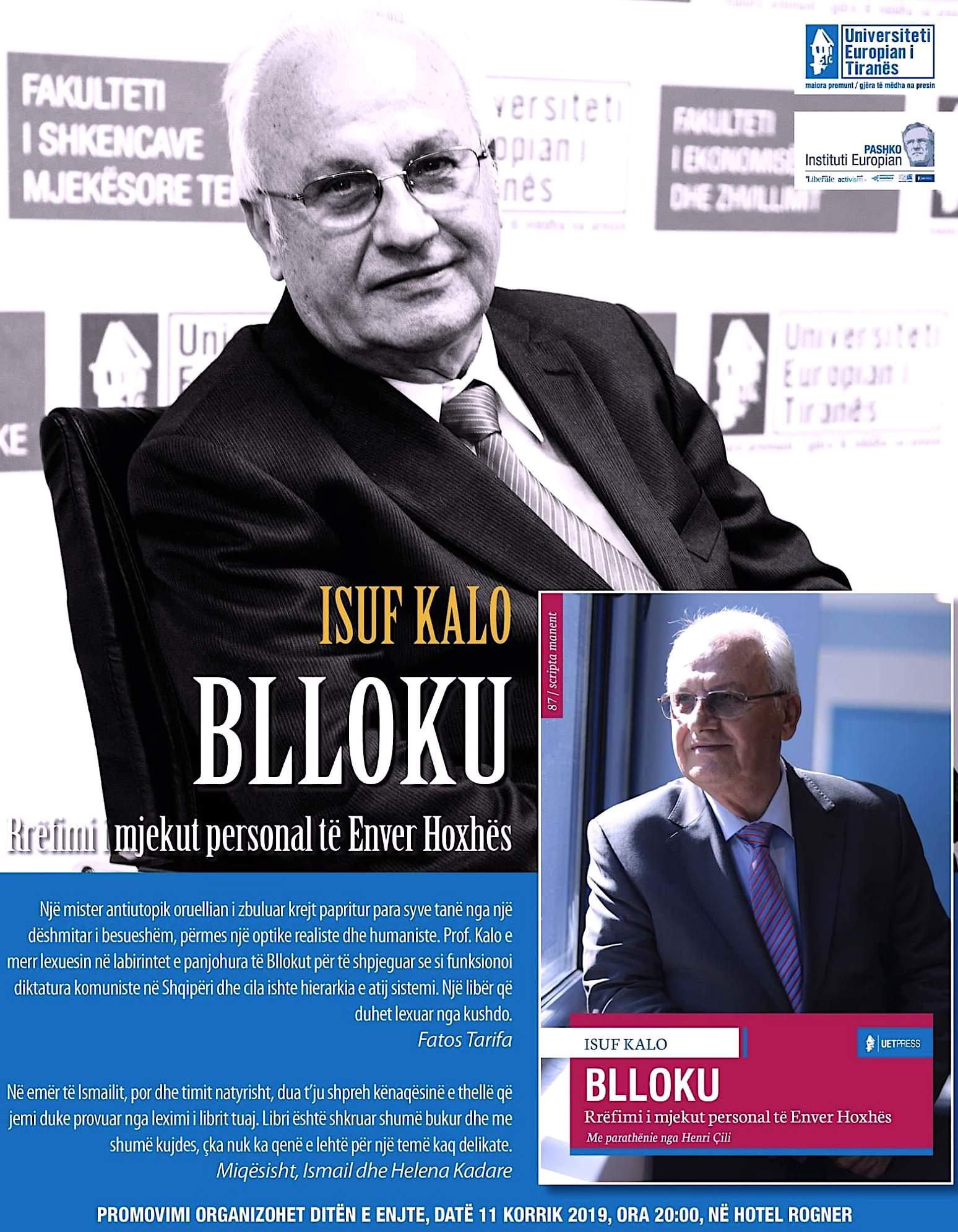 Blloku - Isuf Kalo