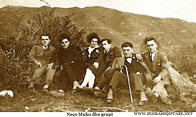 Neço Muko dhe grupi iso polifonik