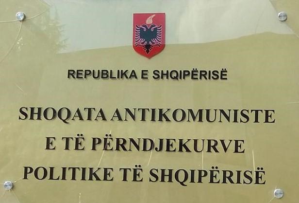Shoqata Antikomuniste Perndjekurve Politike