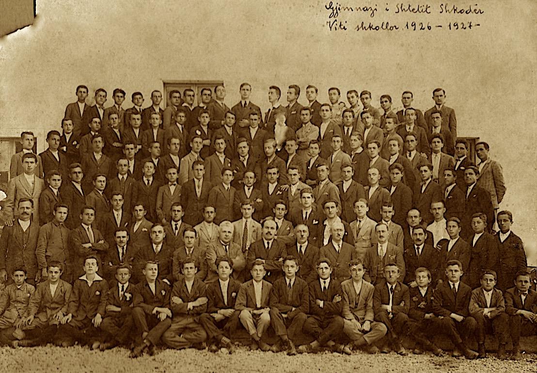 Gjimnazi i Shkodrës 1926-1927
