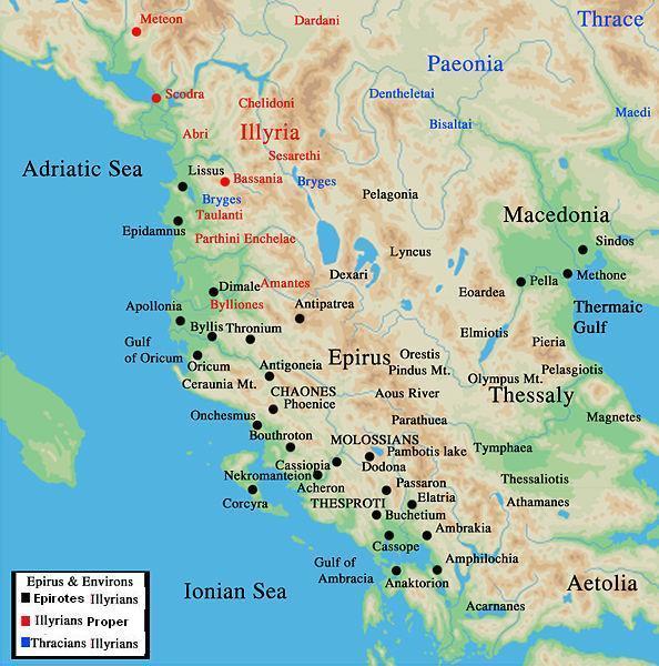 Epirus dhe Illyriad