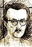 Mihal Zallari (19896-1967) - autoportret Skice
