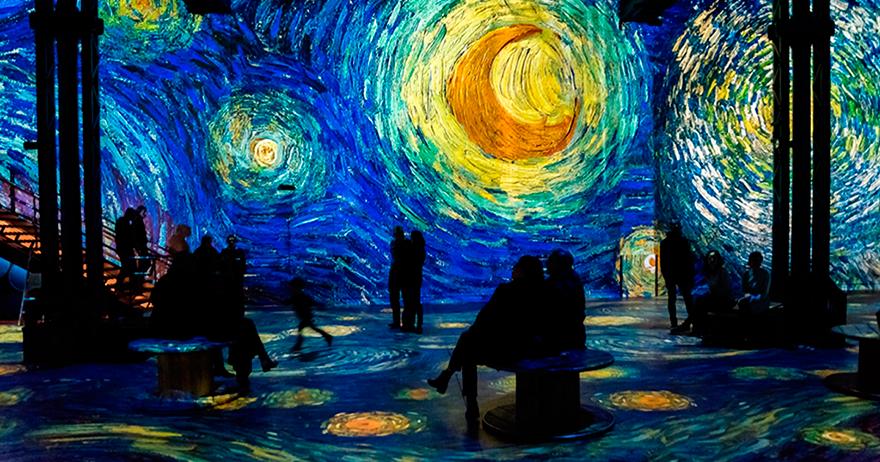 Van Gogh - Digital Exhibition