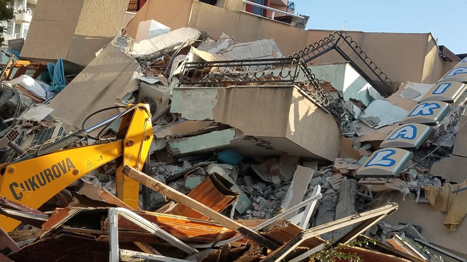 26 nëntor 2019 - Tërmeti Durrës