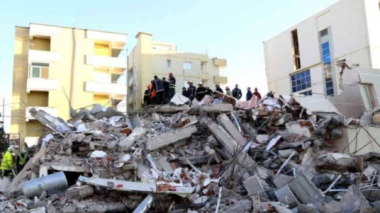 Rrënoja tërmeti 2019