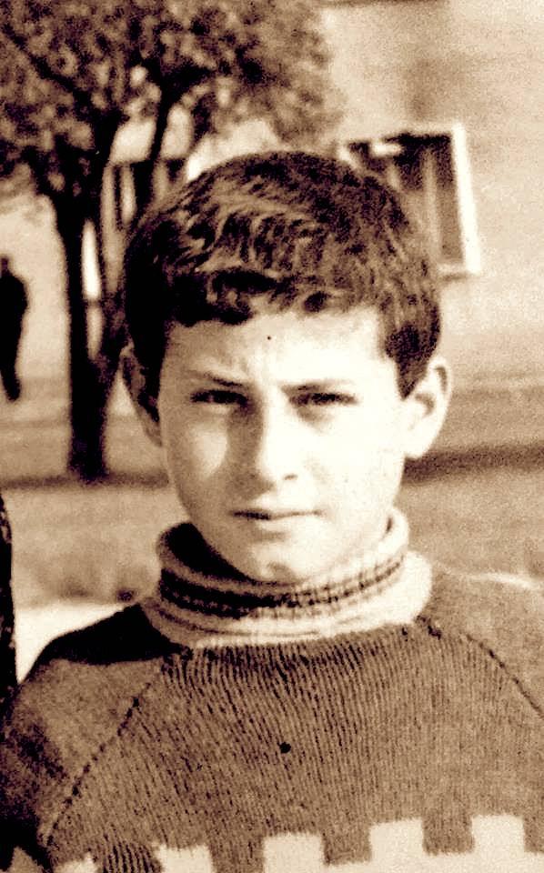 Adoleshenti Artur Kice