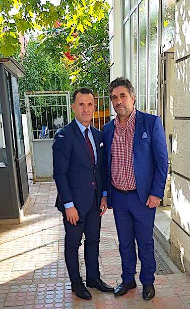 Av. Kujtim Cakrani & Agron Tufa