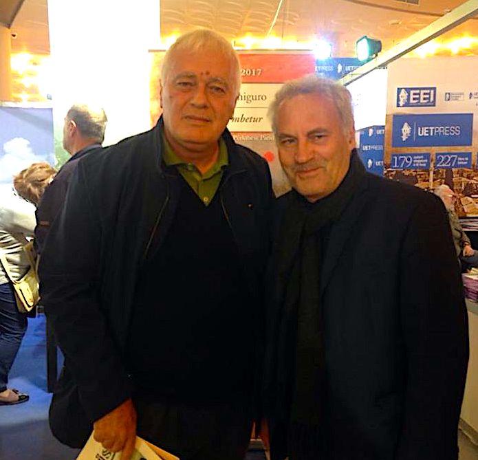 Mark Simoni & Visar Zhiti