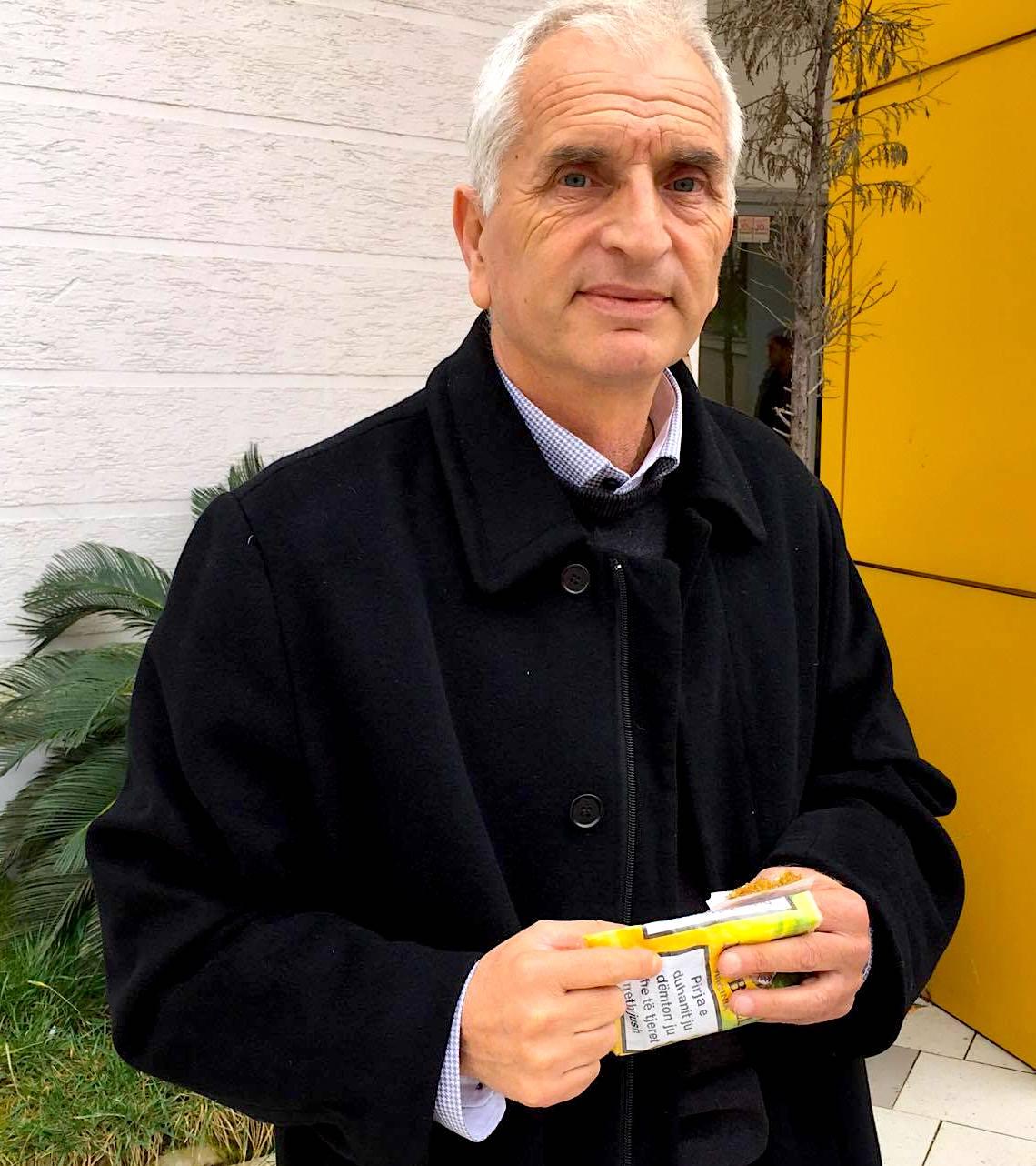 Myftar Gjana (1960-2019)