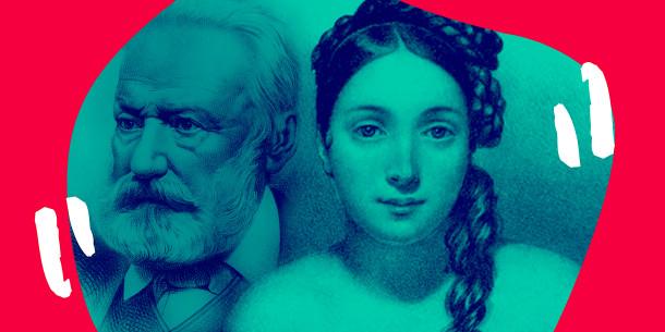 Victor Hugo & Julitte Drout