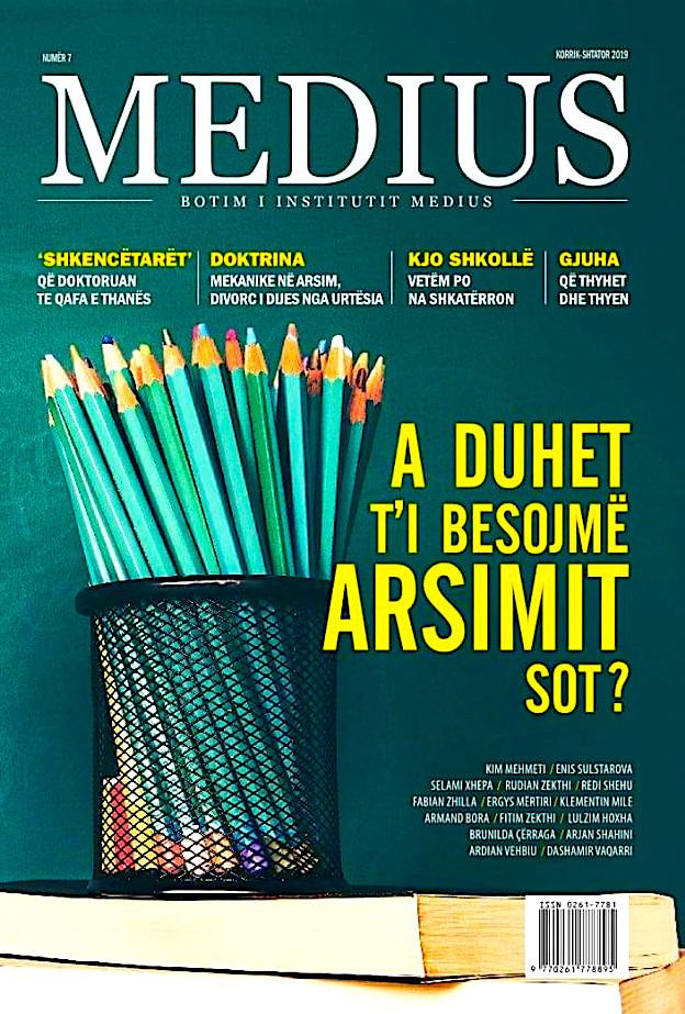 Revista Kulturore - Medius Nr.7