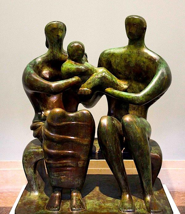 Henry Moore - Grup Familjar