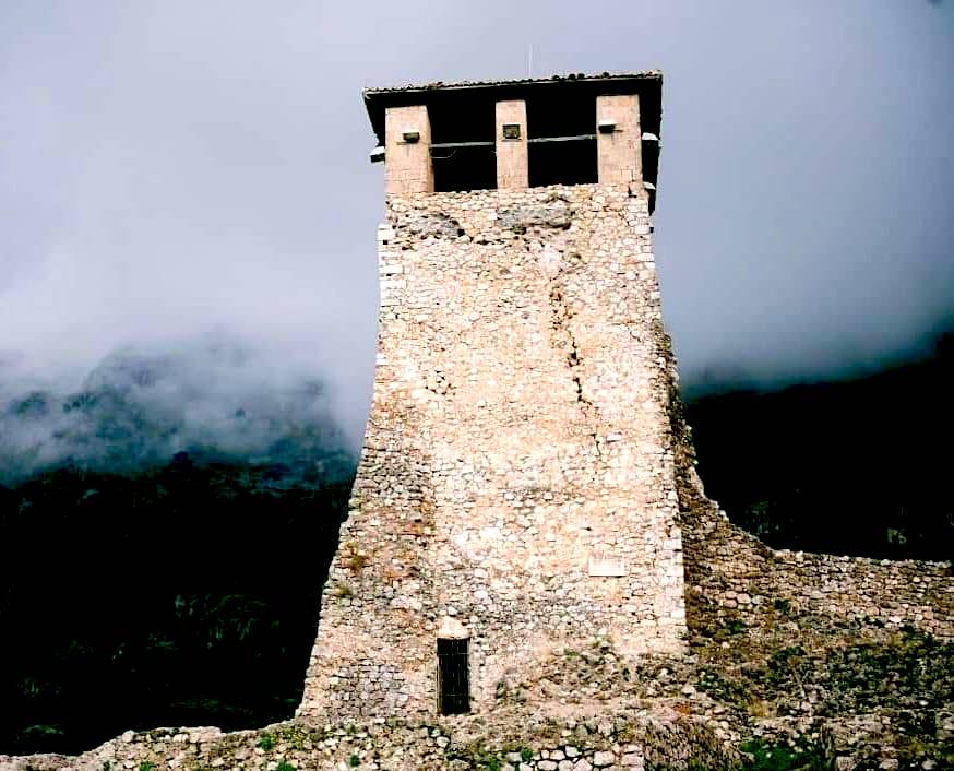 Kulla e dëmtuar e Krujës