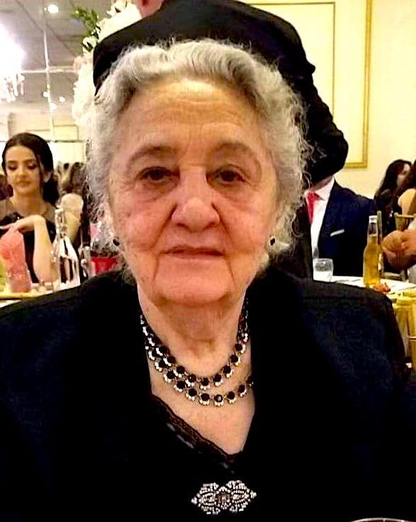 Albina Pervizi - Marashi