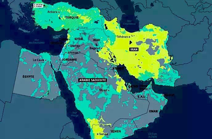 Lindja e Mesme - Midis Suniteve dhe Shiiteve