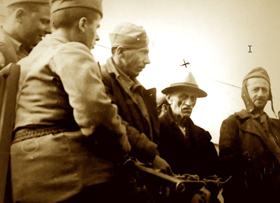 Viti 1945, Ismail Haki Tatzati - ish Ministri i Luftës para pushkatimit