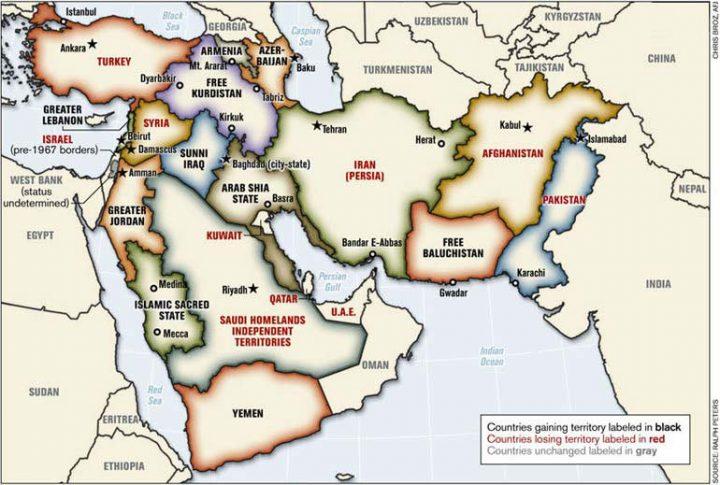 Shtetet e Lindjes se Mesme