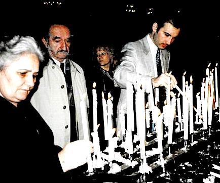Notre-Dame de Paris , 1993 Albina, Valentini e Leonardi